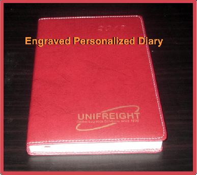 Personalized Diaries Are a Good Gift Idea at the Beginning of the Year