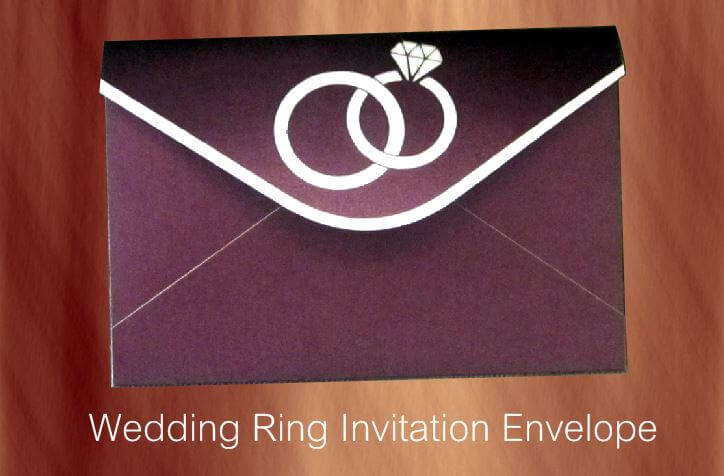 Invitation Card Envelopes Creatively Designed to Suit your Occasion