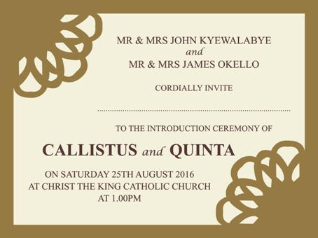 wedding card invitation