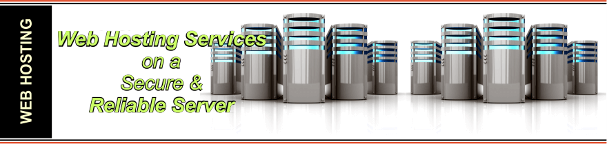 web hosting secure server